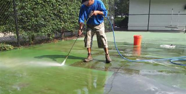 Bubbles Power Washing Service