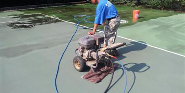 Additional Power Washing Services