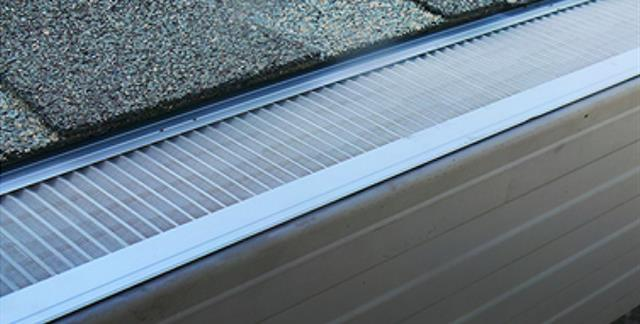 Gutter Guard Bubbles Window Cleaning Chicago